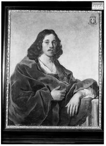 Portret van Gerard Hasselaer (ged. 1620-1673)