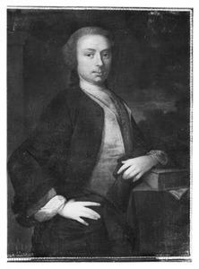 Portret van een man, mogelijk Willem Jan Gualtheri (1724-1807)
