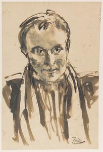 Portret van Hans Engelman (1922-2000)