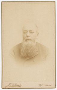 Portret van Johan Willem van Idsinga (1824-1899)