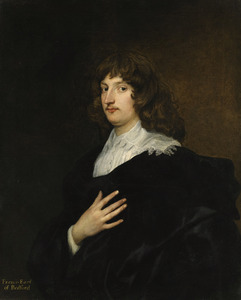 Portret van William Lord Russell, 5th Earl/1st Duke of Bedford (1616-1700)