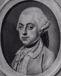 Portret van Gerrit Hooft (1750-1768)