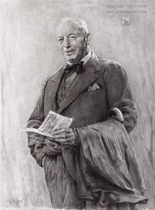 Portret van Herman Christiaan Jurriaan Roelvink (1883-1957)