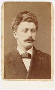 Portret van Jan Frederik Schmidt
