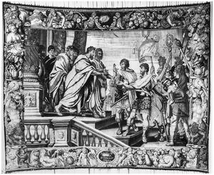 De buit van de Romeinen