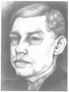 Portret van Hendrik Cornelis Jelgersma (1897-1982)