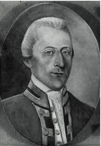 Portret van François Jacob Wierts (1744-1798)
