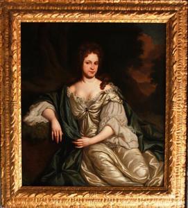 Portret van Anna Maria Trip (1652-1681)