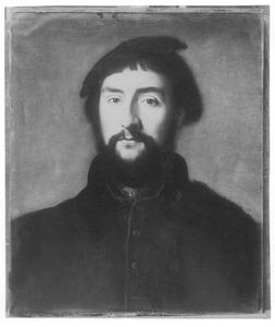Portret van Jean de Dinteville