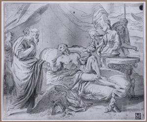 Alexander de Grote en zijn arts Philippus (Plutarchus 33:19)
