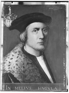 Portret van Pompejus Occo (1483-1537)