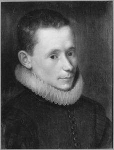 Portret van een jongen, waarschijnlijk Hugo de Groot (1583-1645)