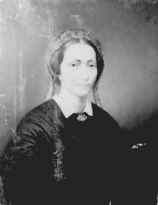 Portret van Fokje van Griffen, echtgenote van Rudolph Jacob Schierbeek