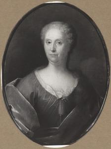 Portret van Johanna Judith Blanckvoort (1669-1739)