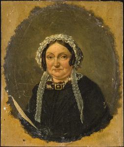 Portret van Anna Arnolda van Capel (1793-1883)