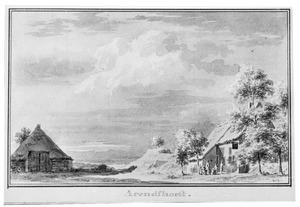 De voormalige havezathe Arendshorst bij Ommen