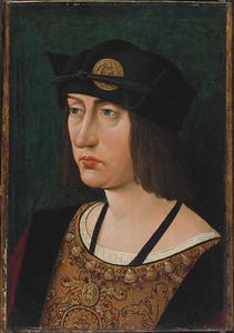 Portret van Lodewijk XII van Frankrijk