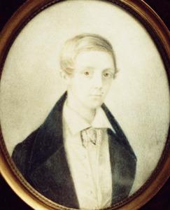 Portret van Johannes Baptista Arnoldus Josephus Maria Verheyen (1818-1898)