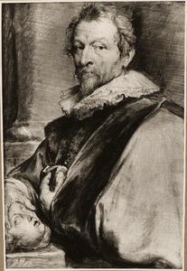 Portret van de Hendrick van Balen I (1573-1632)