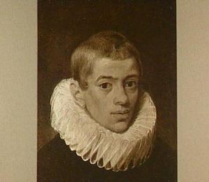 Portret van Don Juan van Oostenrijk