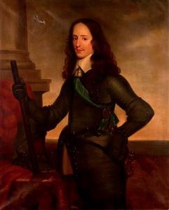 Portret van Willem II van Oranje-Nassau (1626-1650),