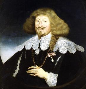 Portret van koning Wladislaus IV van Polen (1595-1648)