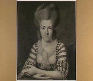 Portret van Maria Susanna Fagel (1746-1826)