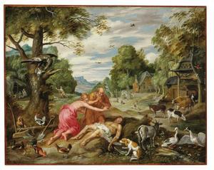 Het verhaal van Adam en Eva: de dood van Abel