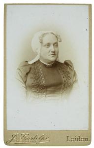 Portret van Emma Herckenrath (1847-1906)