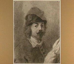 Portret van Jacob Jordaens I (1593-1678)