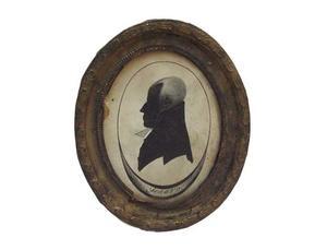 Portret van Jan Scharp (1756-1828)