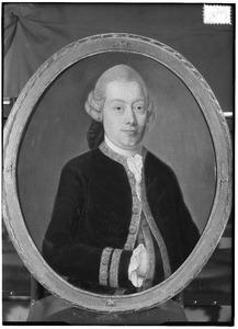 Portret van Joan Jacob Duyvensz (1744-1808)
