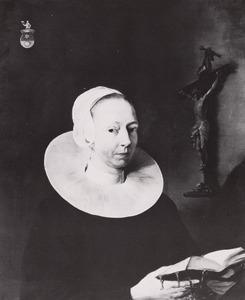 Portret Barbara van Juckema (1610-1667)