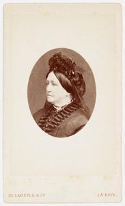 Portret van Petronella Rochussen (1795-1888)