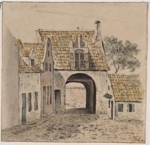 De Utrechtsepoort te Amersfoort