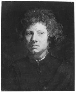 Portretstudie van een jonge man