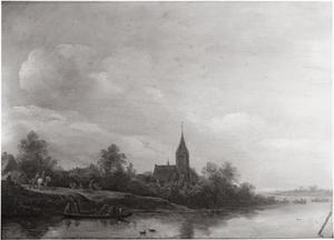 Rivierlandschap