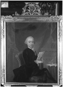 Portret van Herman Cornelis de Witt (1728-1778)