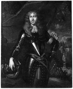 Portret van Frederik van Nassau -Zuylestein (1623-1672)