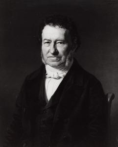 Portret van Jan van de Stadt (1776-1859)