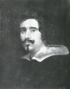 Zelfportret van  Johann Christophorus Storer (1620-1671)