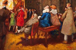 Repetitie Italiaansche Opera