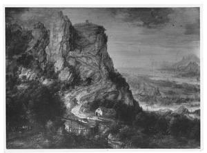 Berglandschap (La Sainte-Baume)