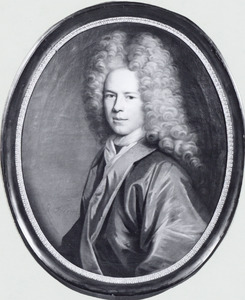 Portret van Jacob Smits (1688-1749)