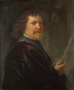 Portret van Johan van Rijerweert ( -1664)