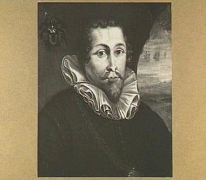 Portret van Pieter Willemsz Verhoeff (....-1609)