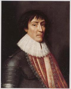 Portret van Christian von Braunschweig-Wolfenbüttel (1599-1626)