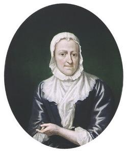 Portret van Maria Kien, echtgenote van burgemeester Willem van Citters van Middelburg