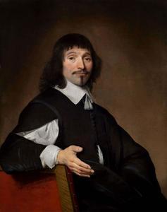 Portret van François Dermout (1626- )