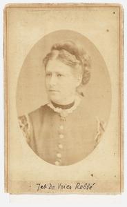 Portret van Henriette de Vries Robbe (1850-1911)
